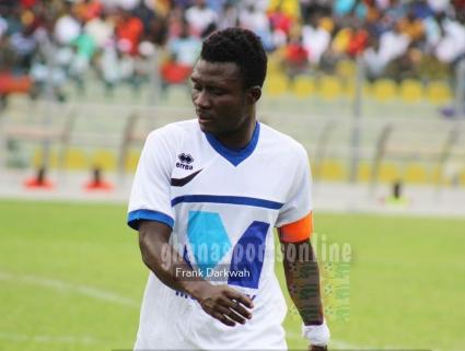 Great Olympics defender Adom Ampofo bemoans club's league form
