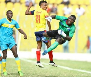 Goalkeeper Richard Ofori plays down Wa All Stars title defence claim