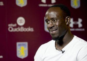 It didn't take long for me to settle at Aston Villa: Albert Adomah