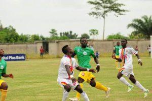 Yusif Basigi reckons Aduana Stars are favourites to win this season's GPL