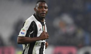 Juventus to reward Kwadwo Asamoah with contract extension