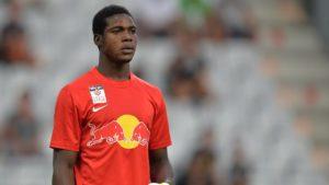 Ghana's Lawrence Ati-Zigi plays in Liefering 5-0 thrashing by Wattens