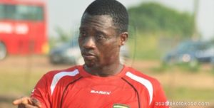 Kotoko defender Awudu Nafiu calls for fans support in their slump period