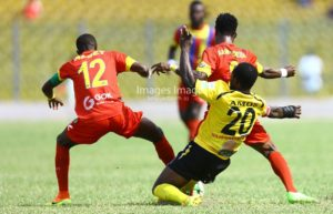 VIDEO: Watch controversial penalty awarded Hearts of Oak