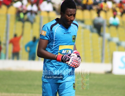 Forget Hearts loss and concentrate on subsequent matches-Kotoko goalie Felix Annan