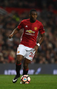 Ghana's Manchester United Timothy Fosu-Mensah idolises Michael Carrick