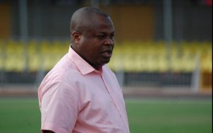 Olympics Board member Fred Pappoe insists under fire coach Attram has their support