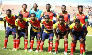 Hearts are yet to table a replacement for Vincent Odotei-Opare Addo