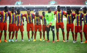 MATCH REPORT: Hearts 2-1 Olympics - Resilient Phobians win Accra derby