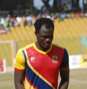 Inusah Musah to return for Hearts against Berekum Chelsea