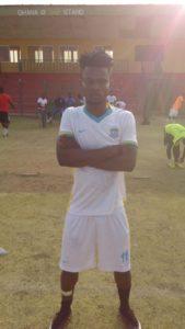 Wa All Stars striker Mathew Kelvin Andoh: We can defend the league title