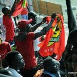 """VIDEO: Asante Kotoko fans go wild after """"dubious"""" penalty call from referee Samuel Sukah"""