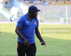 Coach Yakubu Mambo ready to quit as AshGold assistant coach