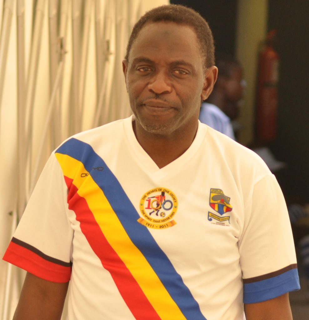 Coach J. E Sarpong insists Mohammed Polo was a better player than Lionel Messi