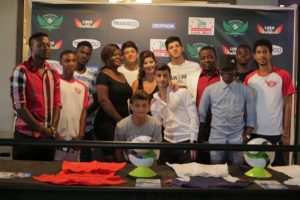 PICTURES: Astros Football Academy launched in Ghana