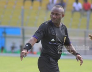 Referee Samuel Sukah speaks: My penalty call against Kotoko was legitimate