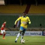 Richard Baffour happy with his progress at Egyptian side Ismaily