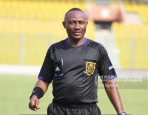 Match officials named for GPL week nine, Referee Samuel Sukah sidelined