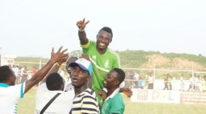 MATCH REPORT: Elmina Sharks 1-0 AshantiGold - Debutantes stun former champions