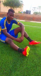 We will not be relegated, says Bolga All Stars Midfielder Issahaku Wadidu