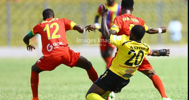 Under-fire referee Samuel Sukah cleared by the Referee Review Committee