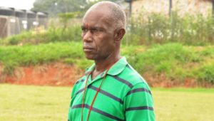 Inter Allies chief Willie Kluste pays tribute to late Herbert Addo