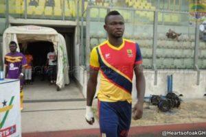 MATCH REPORT: Hearts 1-0 Kotoko - Phobians pip Porcupine Warriors in Super Clash courtesy Atinga penalty