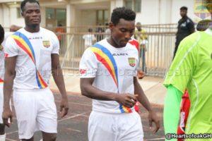 Hearts defender Joshua Otoo calls for support ahead of Asante Kotoko crucial clash