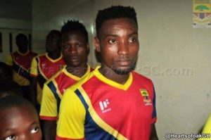 Winning against Kotoko will be the defining moment of our season - Joshua Otoo
