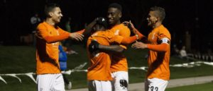 VIDEO: Watch Latif Blessing's debut USL goal