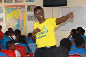 Ace FIFA referee Mercy Tagoe fears Lamptey's ban will affect Ghanaian Referees internationally