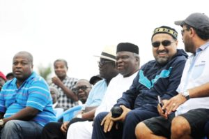 Talal brothers want quick decision on the fate of Olympics coach Godwin Attram