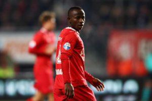 Yaw Yeboah in limbo over future at Dutch side FC Twente