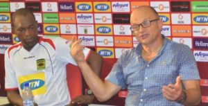 I went to Croatia to poach players for the club-Asante Kotoko reveals