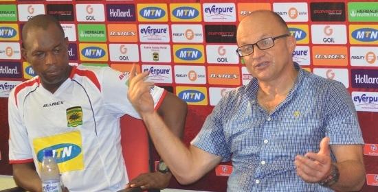 I went to Croatia to poach players for the club-Asante Kotoko reveals