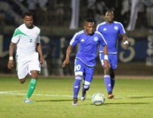 Augustine Okrah salvages a point for Al Hilal