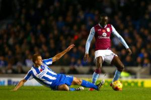 Albert Adomah involve in Aston Villa 2-0 win over Norwich City