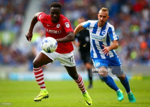 Andy Yiadom shortlisted for Barnsley player of the season award