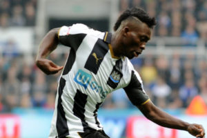 Christian Atsu  refuses to discuss his future as his focus is on getting Newcastle get back to the EPL