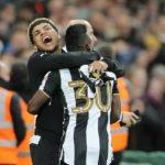 Seidu Salifu lauds Christian Atsu as Newcastle return to the Premier League