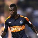 Christian Atsu refuses to discuss his Newcastle future