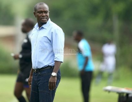 New AshantiGold coach C.K Akunnor hopeful of reviving the club