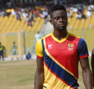 EXCLUSIVE: Let's take advantage of Ashantigold form and beat them-Hearts Cosmos Dauda