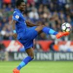 Daniel Amartey to replace suspended Robert Huth in Champs Leg clash with Atletico Madrid