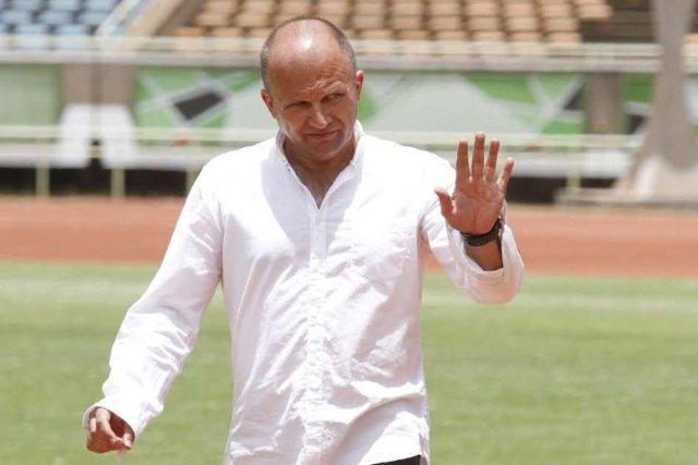 Coach Logarusic advices Kotoko fans to respect Coach's decisions