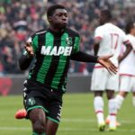 Alfred Duncan on target for Sassuolo in heavy win over Empoli