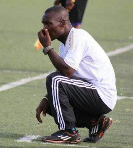 Team Youth Coach bashes players for poor result against Medeama