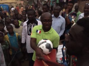 Eleven Wise get support from Sekondi MP to pay officiating fees