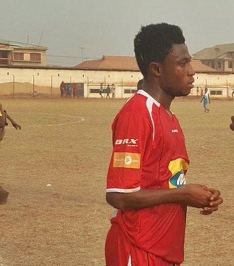 Kotoko winger Emmanuel Gyemfi suspended for FA Cup tie with BYC