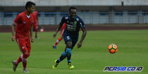 Watch Michael Essien's debut goal for Indonesian side Perisab Bandung